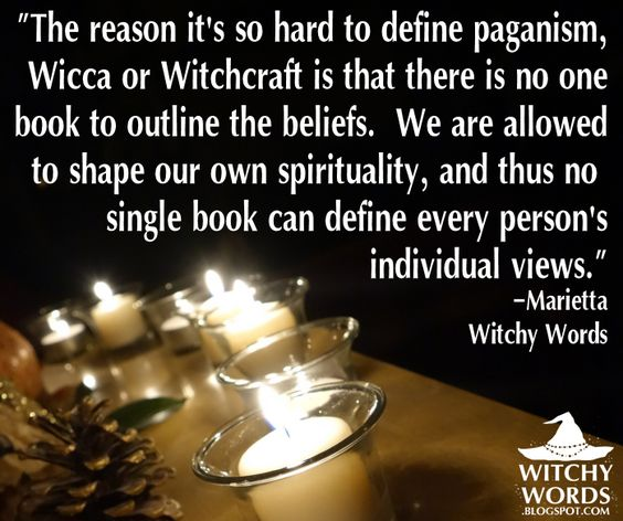 religion wicca and beliefs While wiccan beliefs can be diverse, most followers of wiccan believe in a single ultimate reality that pervades the universe and is expressed in the goddess and god.