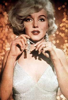 film 1959 - Some Like it Hot - Divine Marilyn Monroe