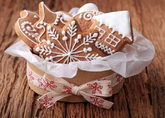 Receita de Biscoitos de Gengibre   Doces Regionais