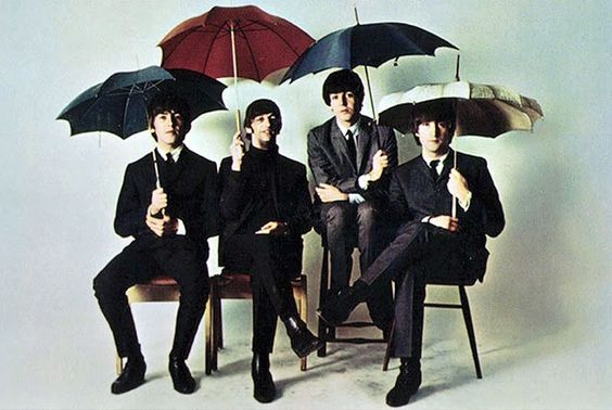 beatles: George Harrison, The Beatles, Album Covers, Beatles Forever, Beatles 65, Beatles Photo, Beatles Umbrellas, Thebeatle, Beatle Mania