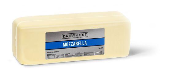 Phô Mai Mozzarella Dairymont - 5Kg - Phô Mai Nhập Khẩu TPHCM