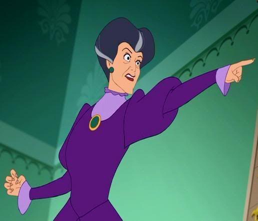 Lady Tremaine Cinderella Iii A Twist In Time Disney Villains