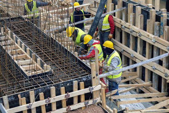 concrete forming contractors Toronto