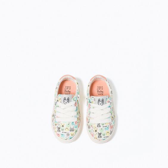 B茅b Et Cuir Zara Chaussure En Chaussures Bottes Fourrure Fille Bebe Yvf7y6bg