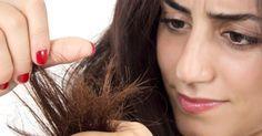 Di adiós a las puntas abiertas con este tratamiento natural que puedes hacer en casa.