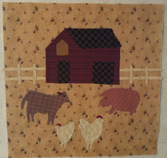 Sweet and Simple, Block 23 Mary Ann Caba