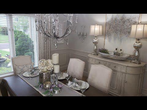 Dining Room Decorating Ideas Interior Design 3 Tablescape Ideas Youtube Dining Room Decor Dining Room Budget Room Decor