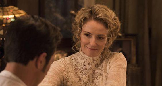 Hélène Joy (Julia Ogden - Les Enquêtes de Murdoch): «Cet épisode de…