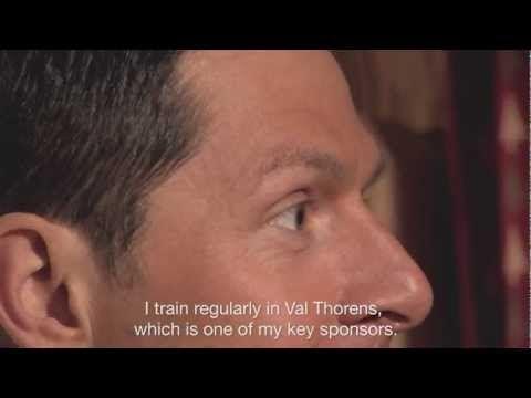 [Julien Chorier] L'ultra-trailer français à Val Thorens  The french ultra trailer in Val Thorens www.valthorens.com #Valthorens #trailer #skitouring #Ultratrailer #JulienChorier #Skiderandonnée
