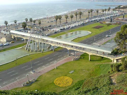 Pucusana> Lima