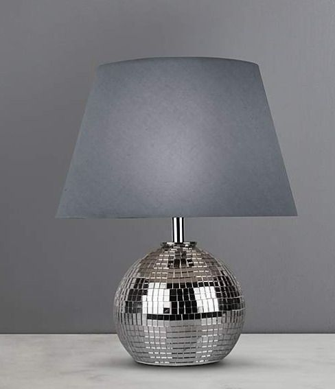 New Side Table Lamp Disco Ball Light Home Bedside Office Lounge Decor Lighting Unbranded Contemporary Side Table Lamps Disco Ball Light Lamp