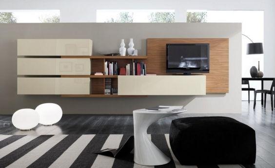 designer wohnung italienische m bel wohnwand schiebet ren aus kunststoff wohnzimmer pinterest. Black Bedroom Furniture Sets. Home Design Ideas