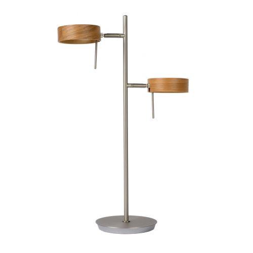 Tafellamp Witte Bol Bureaulamp Kwantum Staande Schemerlamp Kwantum Staande Schemerlamp Design Tafellamp Chroom Tafellamp Led Bureaulamp