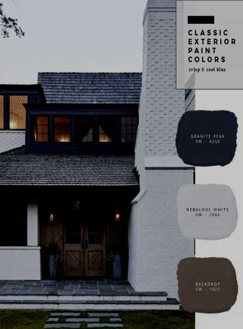 Glidden Paint Exterior Colors