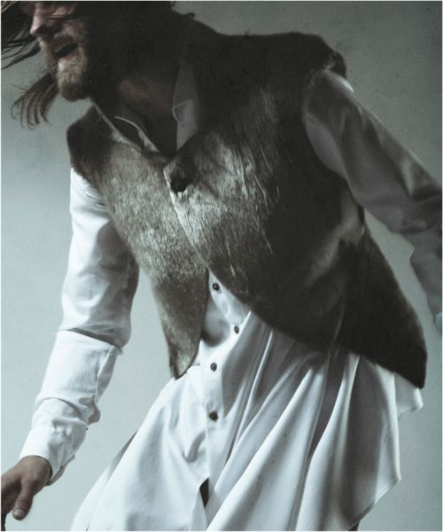 kleidersachen:  Sruli Recht, Bast By Shadows SS2012, photographer: Marinó Thorlacius