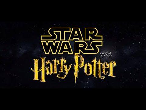 Star Potter Potter Vs Vader Starwars Vs Harrypotter Star Wars Stars Potter