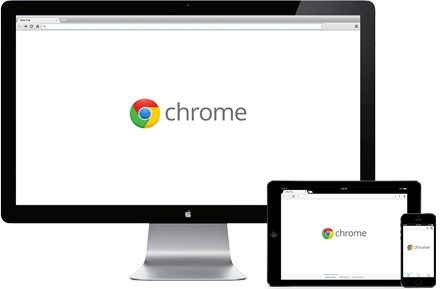 Chrome Browser Screenshot