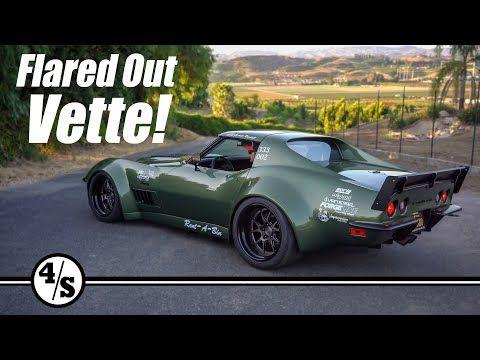 Rambo A Pro Touring Vintage Corvette Build Youtube Vintage Corvette Pro Touring Pro Touring Cars