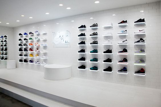 nike air force 1 store
