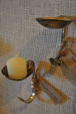 Suport per a espelmes Soporte para velas Candle holder by Basilicus Jones at SoBo Style