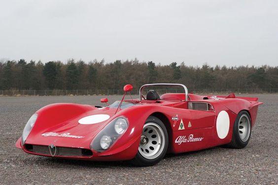 Alfa Romeo Tipo 33/3 Sports Racer von 1969