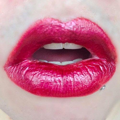 Red Lip Gloss Incense Lip Potion Red Lipstick Lip Gloss