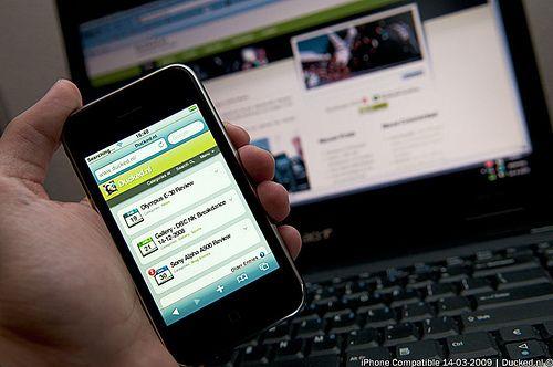 Seu site já está adaptado aos smartphones?