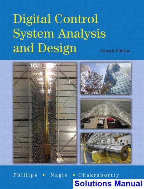 Digital Control System Analysis And Design 4th Edition Phillips