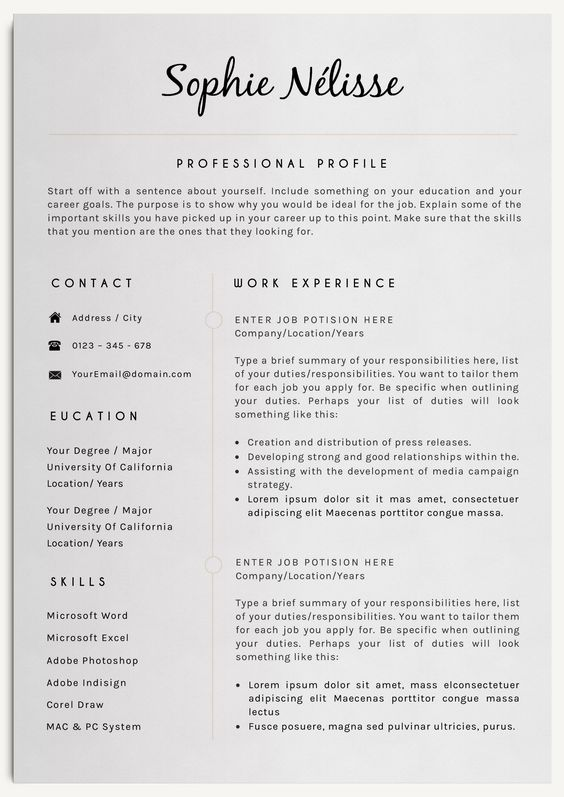 How to Write a Killer Resume (Even If You Donu0027t Have Any - how to write a killer resume