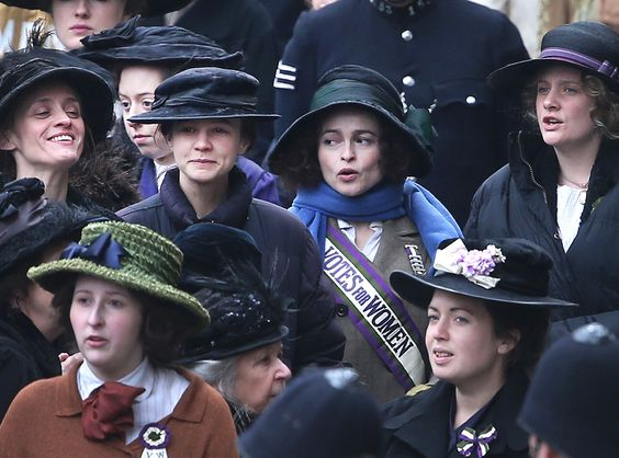 What I learned From Suffragette That They Didn't Teach in School  Carey Mulligan, Helena Bonham Carter, Suffragette