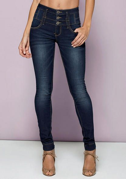 tall high waisted jeans - Jean Yu Beauty