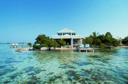 Belize, to see the Ambergris Caye reef, the dolphins, manatees and nurse sharks and so many other wonders!