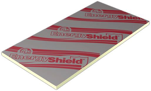 Atlas Roofing 4x8 12 In Energy Shield Foil Faced Sheeting 4x8 1 2 In At Sutherlands Insulation Materials Save Energy Shield