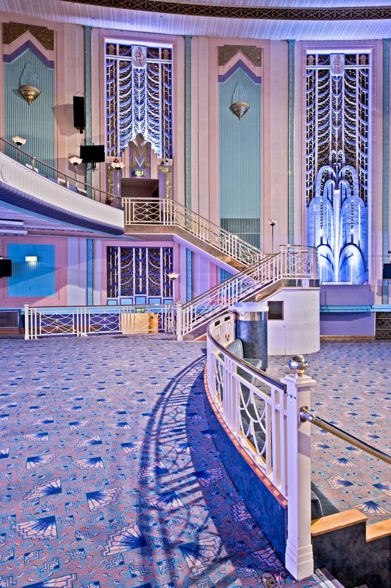 Can't wait to see The Horrors next month here!!!!! Troxy, London