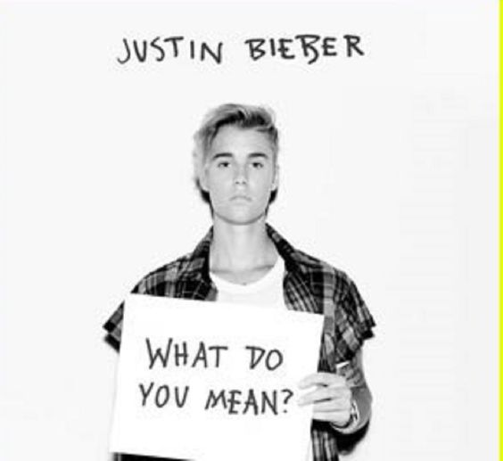 Justin Bieber 'What Do You Mean'   Full Song & Lyrics