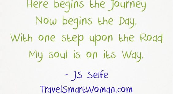 A Wish for Your Journey - travelsmart woman