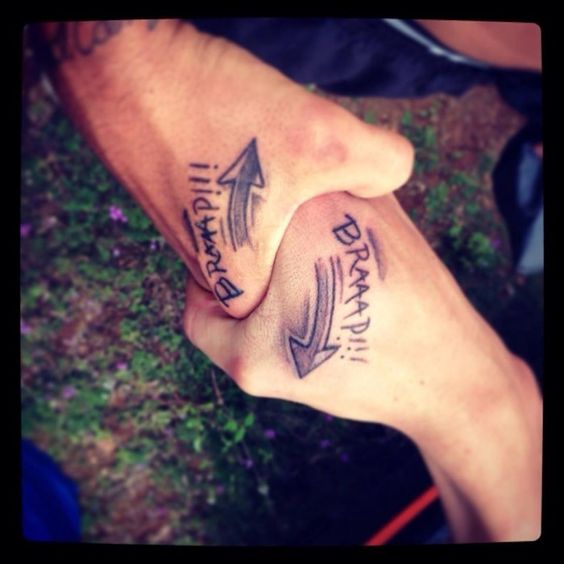 11 Simple And Elegant Motorcycle Tattoos Pictures Budgetyatri