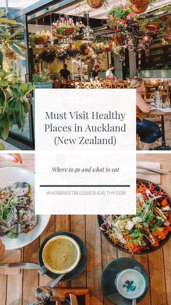 The Ultimate Food Guide To Explore Auckland New Zealand As A Health Conscious Vegan A Selection Of All Cafes And Re In 2020 Food Guide Auckland Food New Zealand Food