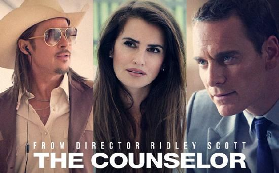 EUR Film Review: 'The Counselor' - http://celeboftea.com/eur-film-review-the-counselor/