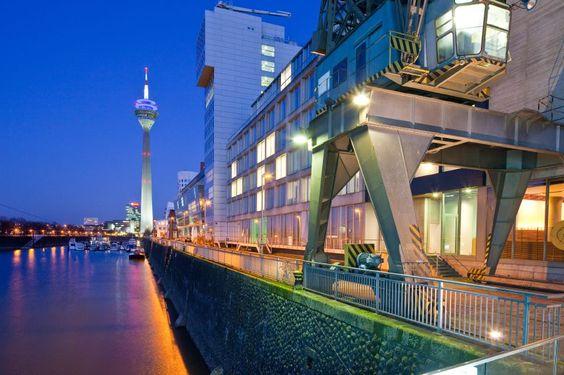 Hotel Heidelberger Hof in #Düsseldorf: 50% sparen - Doppelzimmer inkl. Frühstück nur 49,00€ statt 98,00€!