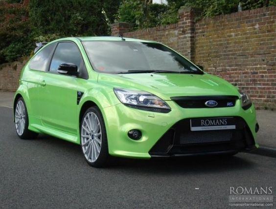 Ford Focus RS | 2009/09 | Used Ford For Sale