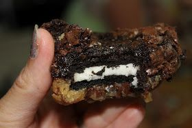 Stay At Home Baker: Slutty Brownie Cups