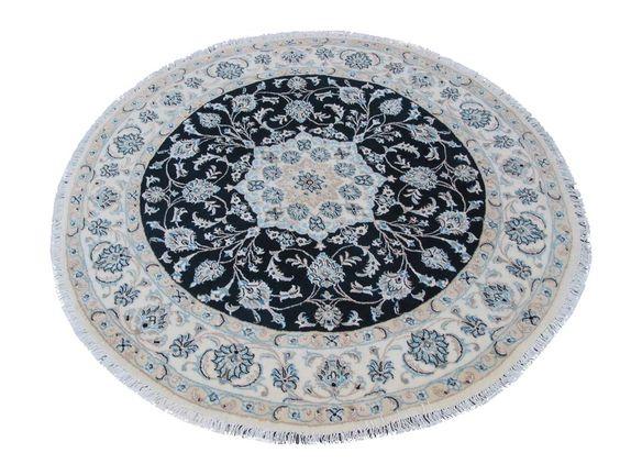 Teppich Nain 9 La aus Iran 150 x 150 - Nain 12, 9, 6 LA - Teppiche günstig online bestellen | Teppichoase.de