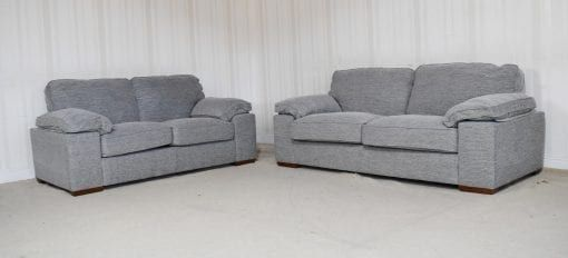 Grey Fabric 3 Seater Sofa 2 Seater Sofa Buoyant Ayles With Images Sofa 2 Seater Sofa Seater Sofa
