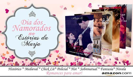 Passe o Dia dos Namorados em Ótima companhia! Romances apaixonantes! ROMANCES INESQUECÍVEIS http://twixar.me/gfG  23 e-books / 1 livros físico / 6 Contos/ Vários lançamentos mensais! Não perca! Romance para todos os estilos e gostos!