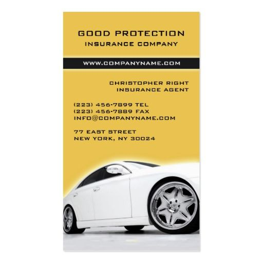 Insurance Car Dealer Business Card Zazzle Car Detailing Used Cars Online Business Insurance