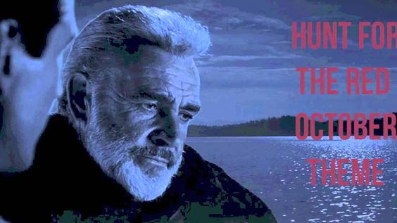 The Hunt for Red October Theme (Official Soundtrack) (HD)