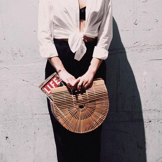 Gaia's Ark Handbag: