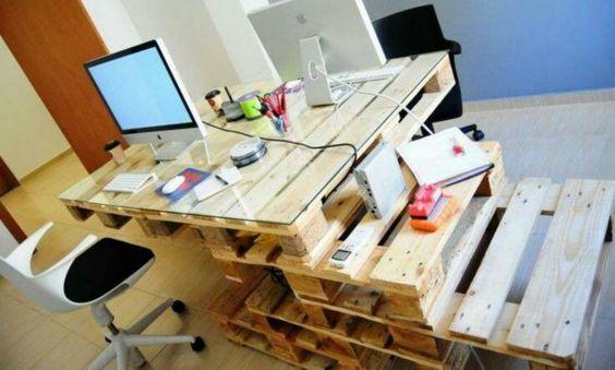 Cómo hacer muebles con palets - IMujer
