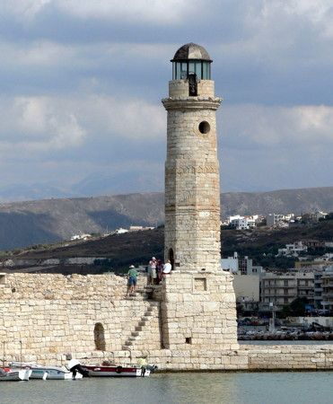 Rethymnon Light